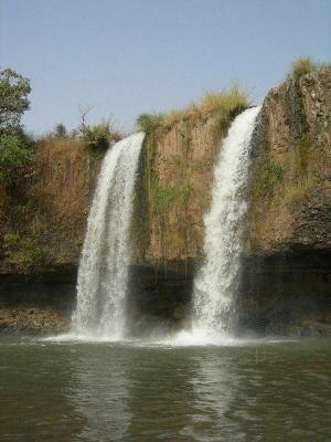 Mastigra Waterfalls