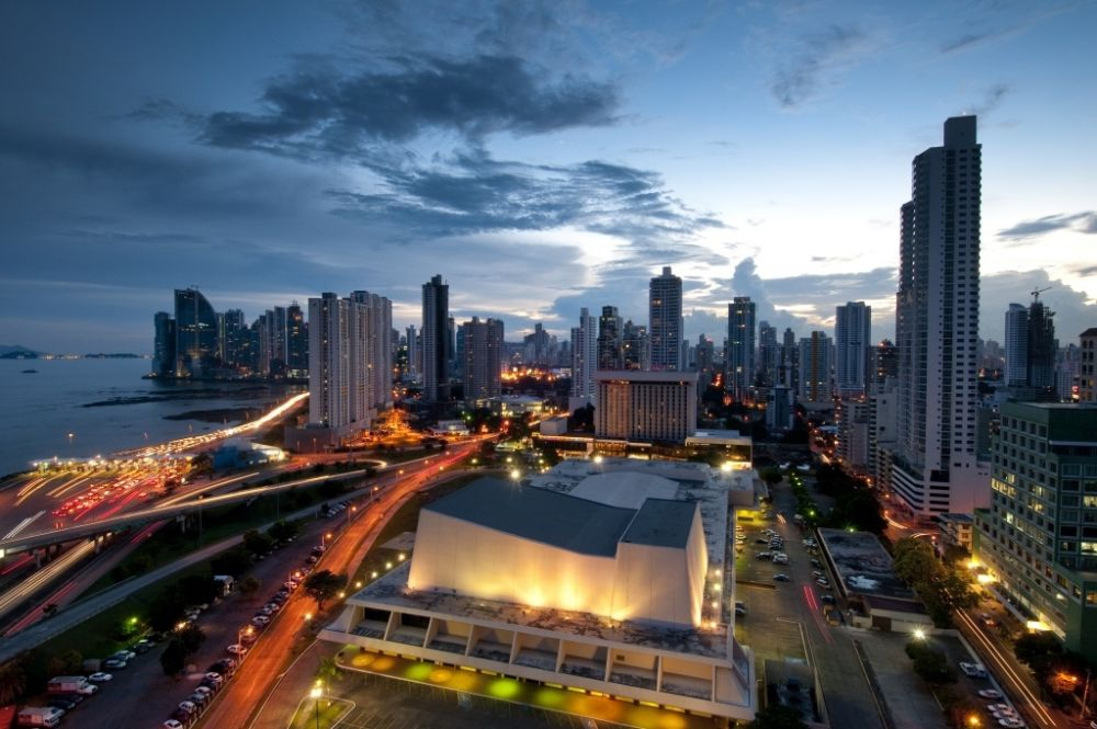 Panama City Centre