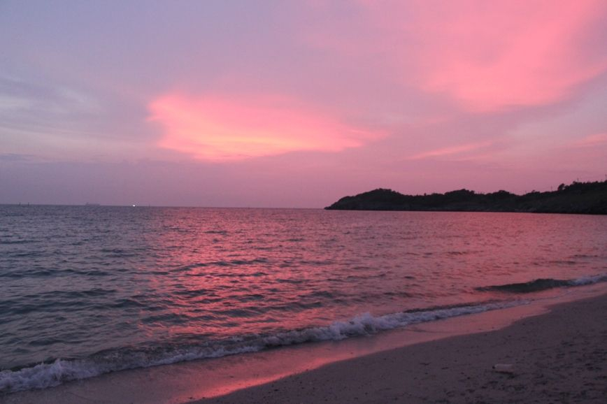 Taam Pang Beach