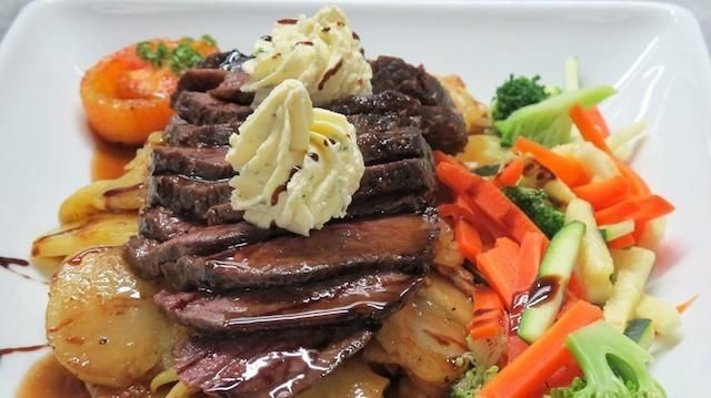 Chateaubriand Provencale