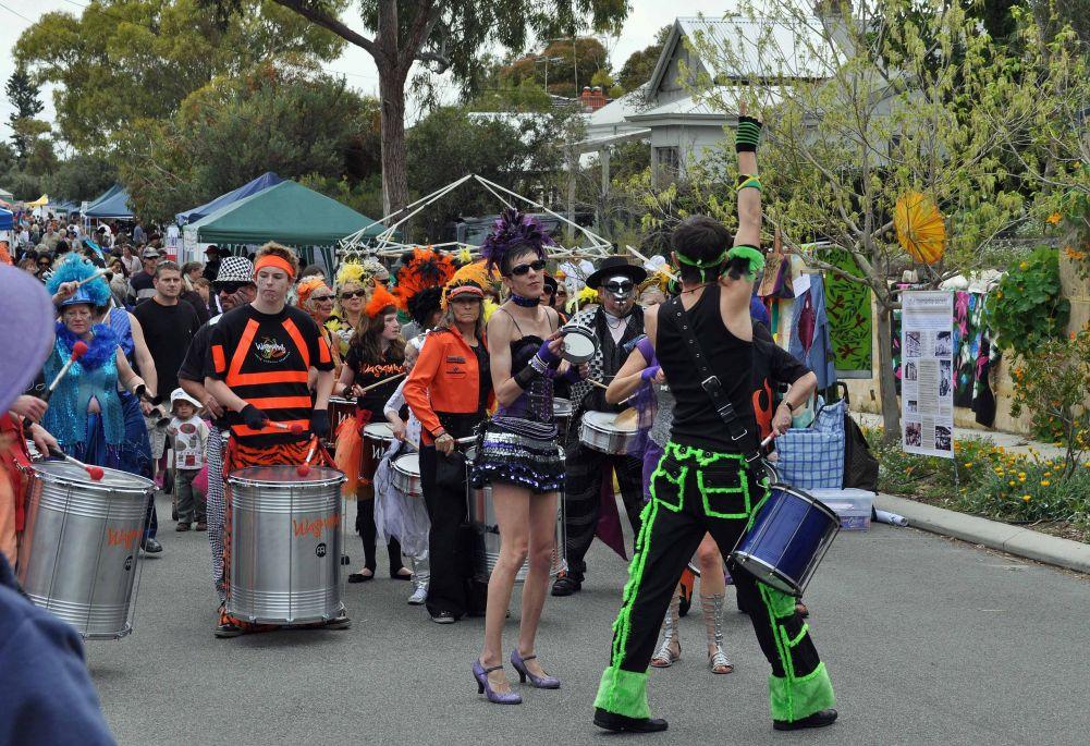 Fremantle Hulbert Street Festival
