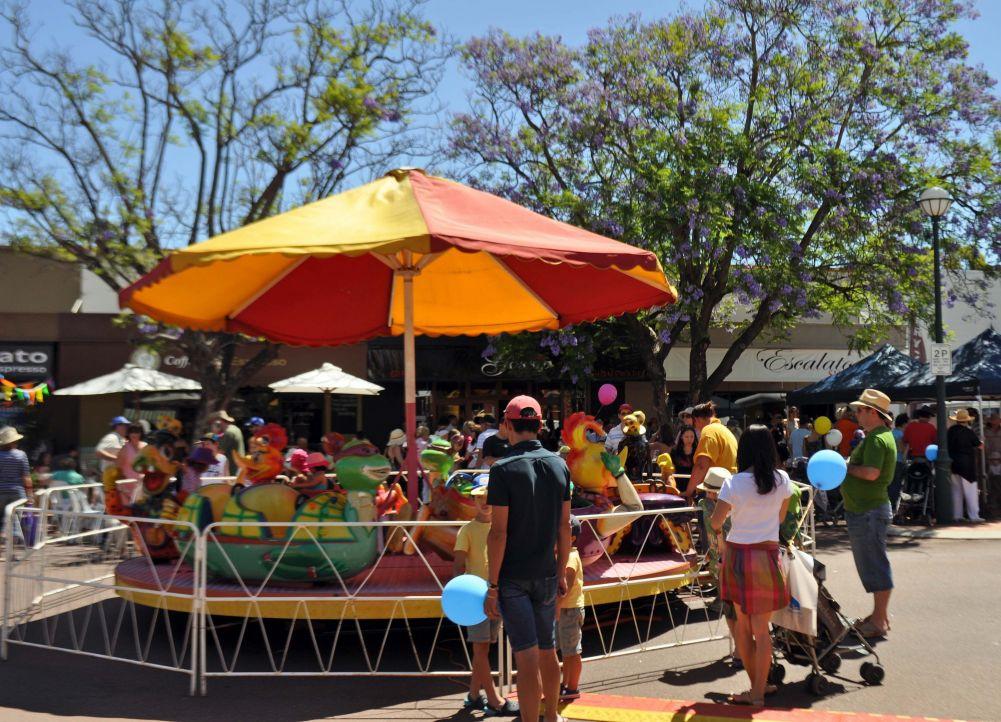 Jacaranda Festival at Ardross