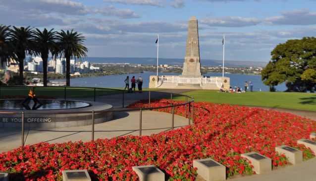 The Best Free Views in Perth - Part I