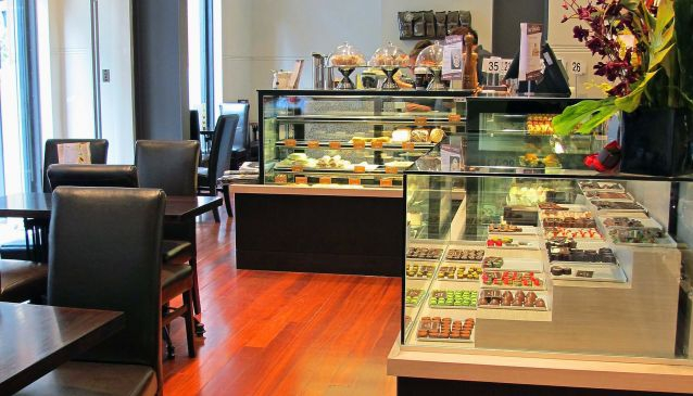 Theobroma Brookfield Place, Perth