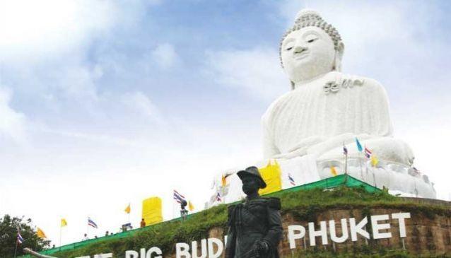 Phuket's Gentle Giant