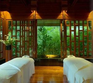 Massages @ the Amanpuri Spa