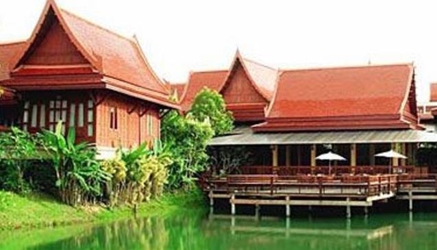 At Panta Phuket The Legend Of Thai Villas