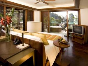 Bedroom at Centara Krabi
