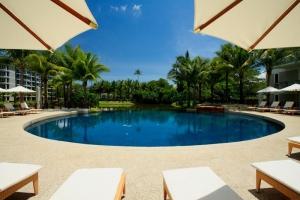 Round Garden Pool