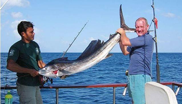 Dorado Game Fishing Charter