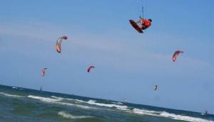 Kite Boarding Asia