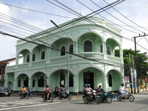 Builinh on Phang Nga Road in Phuket Old Town
