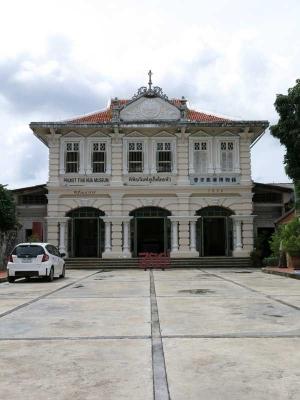 Thai Hua Museum in Old Phuket Town