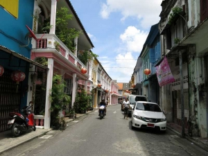 Soi Rommanee in Old Phuket Town