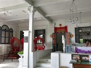Resorted Sino Portuguese house in Old Phuket Town