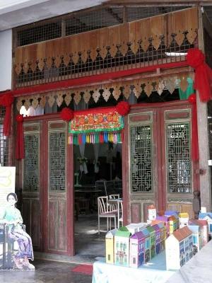 Baan Chinpracha in Old Phuket Town