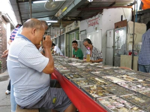Amulet Alley in Old Phuket Town