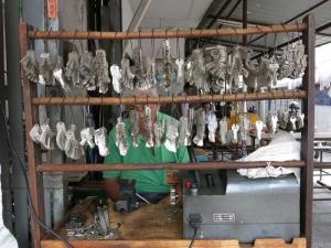 Key maker & machine in Old Phuket Town