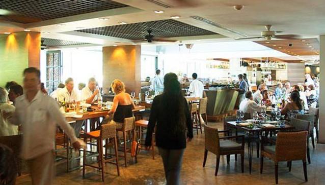 Oriental Spoon Grill & Bar