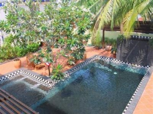 The swimming pool @ Pier 42 Boutique Resort & Spa