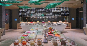 All day dining buffet @ Elements restaurant