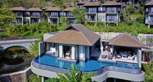Luxury Ocean Villa with private pool