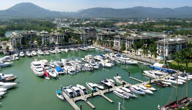 Royal Phuket Marina