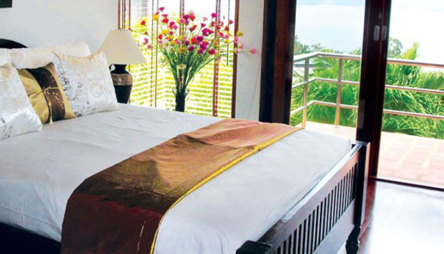 Seaview Villa in Patong
