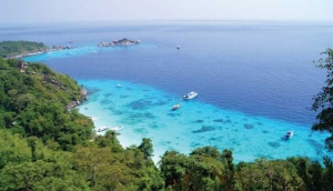 Similan Islands Marine National Park