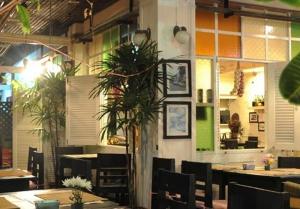 Bai Torn restaurant in a Sino Portuguese style