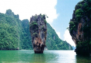 Ko Tapu, better known as James Bond Island