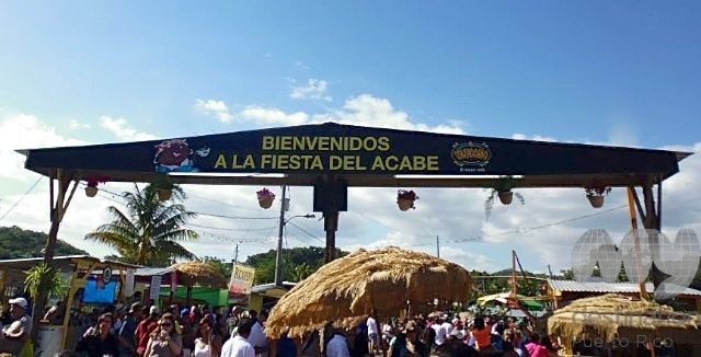 Entrance to Maricao Festival