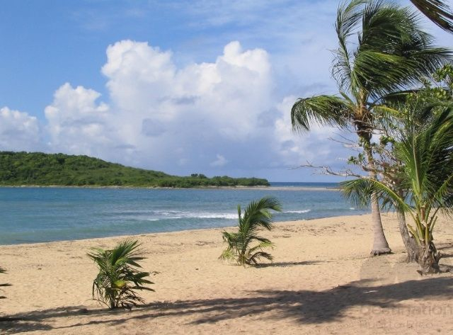 Sunbay in Vieques