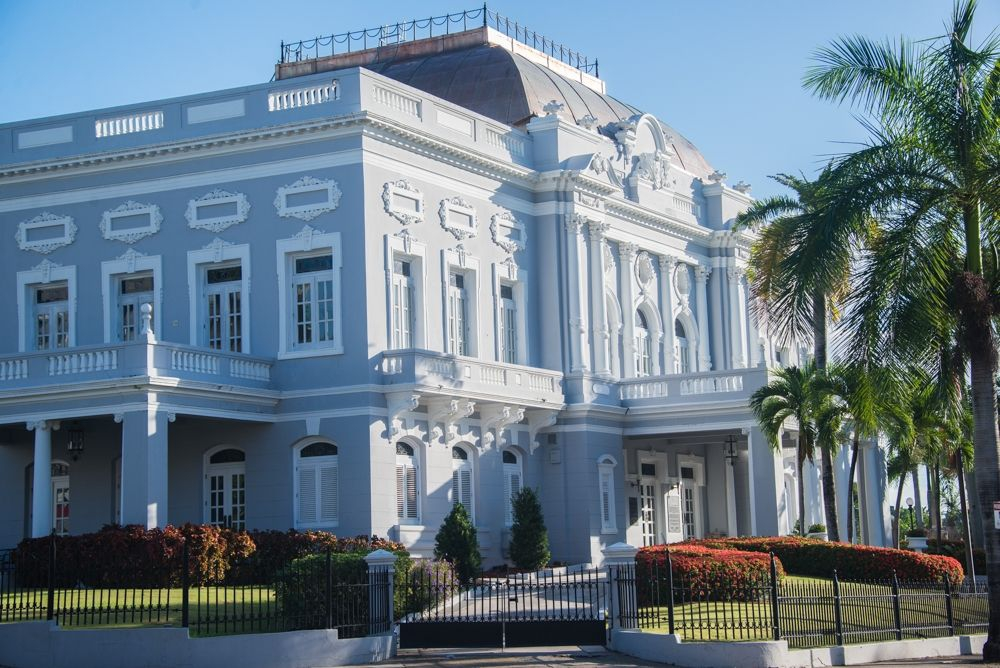 Old Casino, Puerto Rico