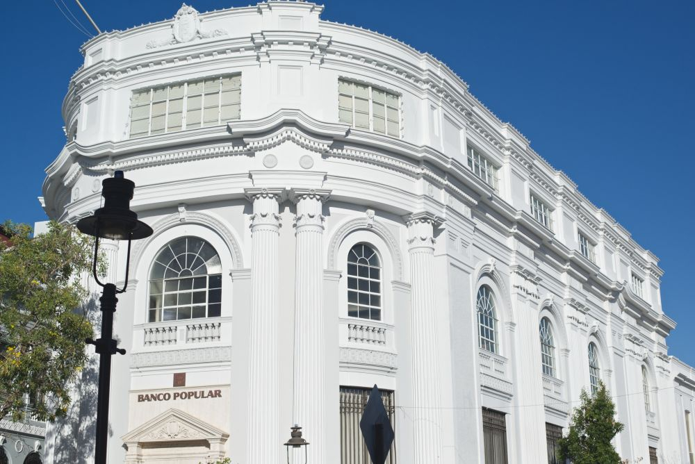 Neoclassical Building Ponce