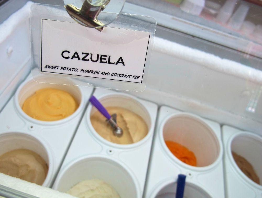 Jendys Heladeria Artesanal Cazuela Flavor