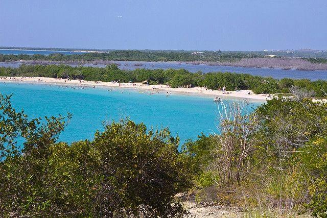 La Playuela, aka Playa Sucia, panorama (Photo: Oscalito, Flickr)