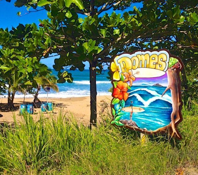 Domes Beach, Rincón PR