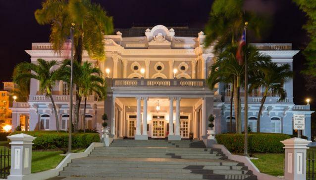 Antiguo casino ponce puerto rico