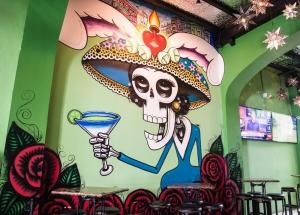 Greengos Wall Mural