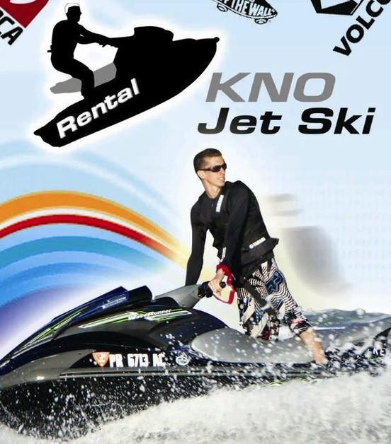 KNO Jet Ski Rental Banana Boat Amp Fishing Charter In Puerto Rico  My Gui
