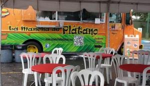 La Mancha de Plátano Food Truck