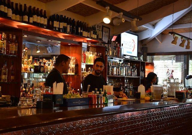 Ocean Park Cafe San Juan Menu
