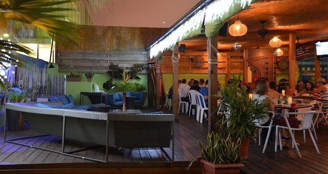 Ocean Park Cafe Menu Puerto Rico