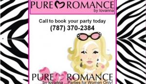 Pure Romance By Iovanna