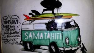 Samatahiti, A Yoga Place for Adrenaline Junkies