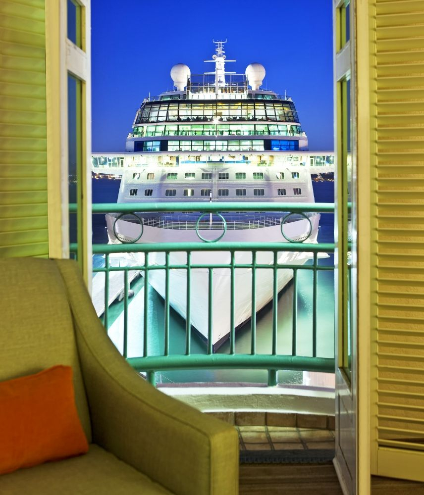 Sheraton old san juan in puerto rico my guide puerto rico for 2 bedroom suites san juan puerto rico