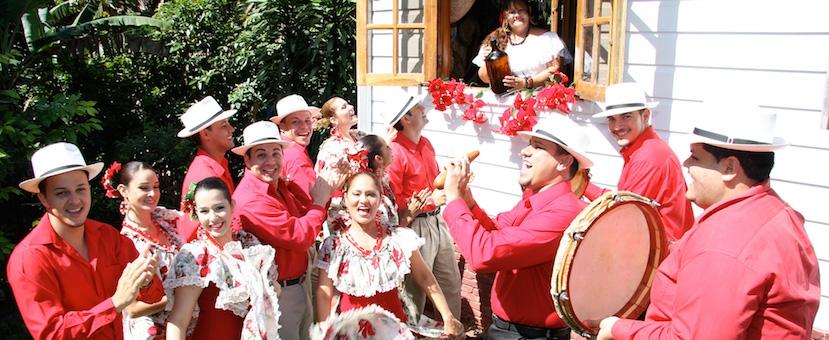 1st Puerto Rico's International Folk Fest