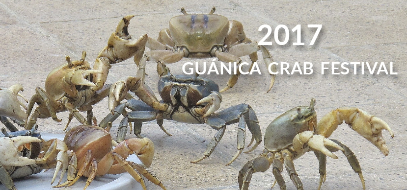 29th Annual Guánica Crab Festival 2017