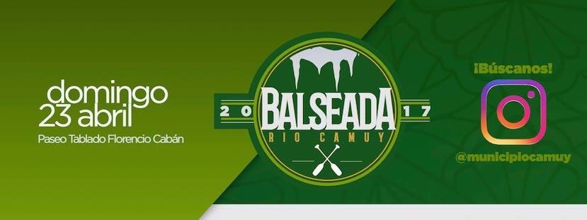 Balseada Río Camuy 2017